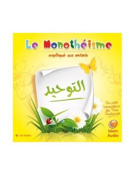 CD audio - Le monothéisme expliqué aux enfants