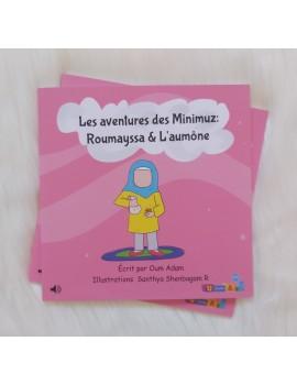 Livre audio - Roumayssa & L'aumône
