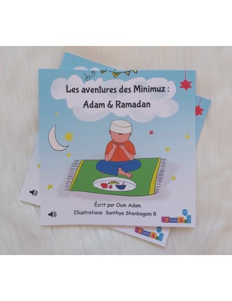 Livre audio - Adam & Ramadan