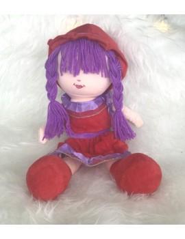 Peluche Kawtar - Grande poupée