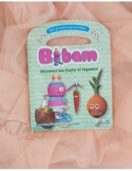 Bibam découvre les fruits et les légumes