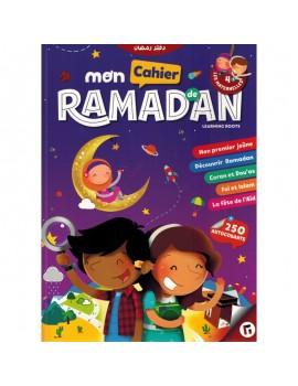 Mon Cahier de Ramadan - Les Maternelles