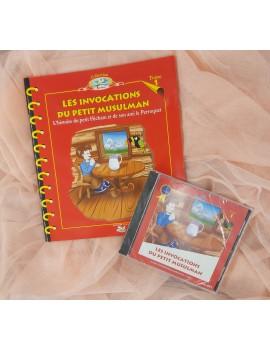 Les invocations du petit musulman livre + cd audio