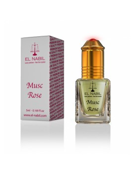 Musc Roses 5ml - El Nabil
