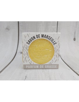 Savon de Marseille traditionnel - Chèvrefeuille