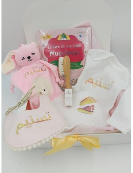 "Coffret ""Baby Girl"""