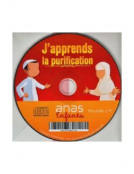 J'apprend la purification - CD AUDIO