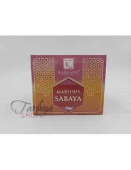 """Bakhour Mabsous sabaya """"Karamat"""""""