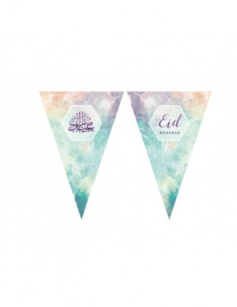 "Guirlande ""Eid Mubarak"" watercolor"
