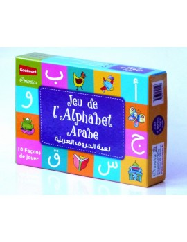 Jeu de l'Alphabet Arabe