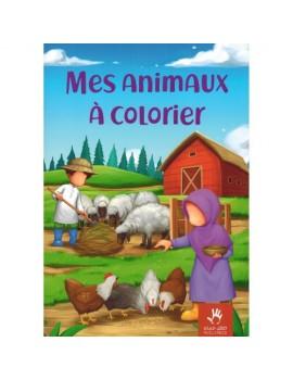 Mes animaux à colorier