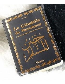 La Citadelle du Musulman - Couverture noire dorée