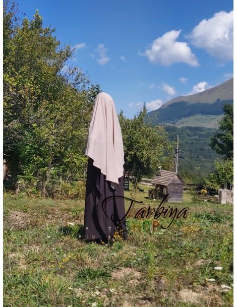 Abaya Haby Al jinane T1 | 132cm