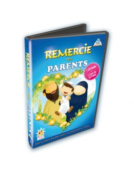 Remercie tes Parents Cd audio + Livre