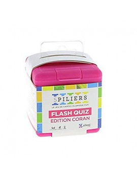 Jeu flash quiz édition Coran