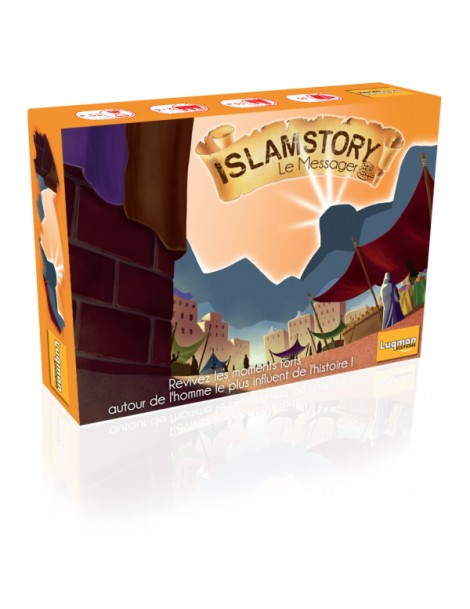 Islamstory - Le Messager