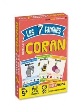 Jeu de 7 familles dans le Coran