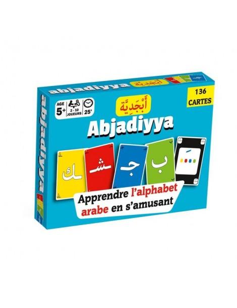 Jeu de cartes « Abjadiyya »