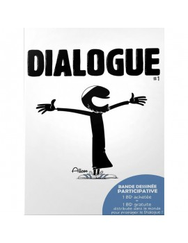 Dialogue - Bande dessinée