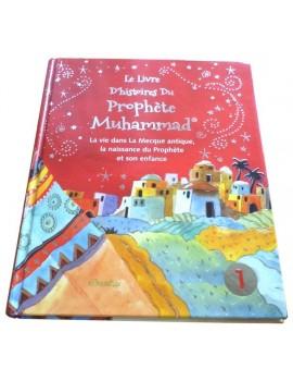 Le livre d'histoires du Prophète Muhammad (Cartonné) - Tome 1