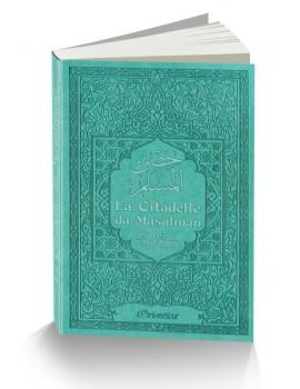 La Citadelle du Musulman - couleur vert-bleu
