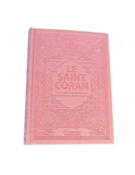 Le Saint Coran - Transcription (phonétique) et Traduction des sens en français - Edition de luxe