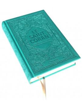 Le Saint Coran - Transcription phonétique et Traduction des sens en français - Edition de luxe