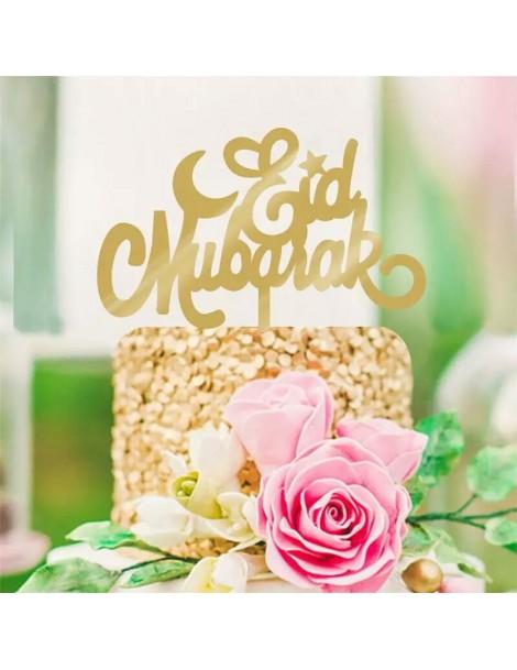 """Topper Gâteau """"Eid Mubarak"""""""