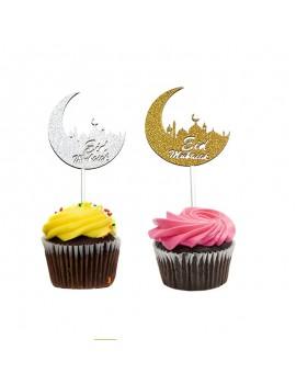 Pics à cupcake lot de 10