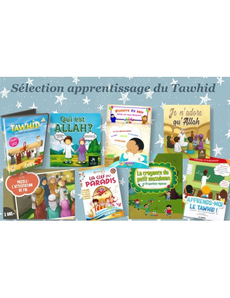 Pack sélection Tawhid