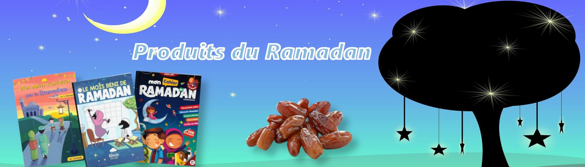 Produits ramadan